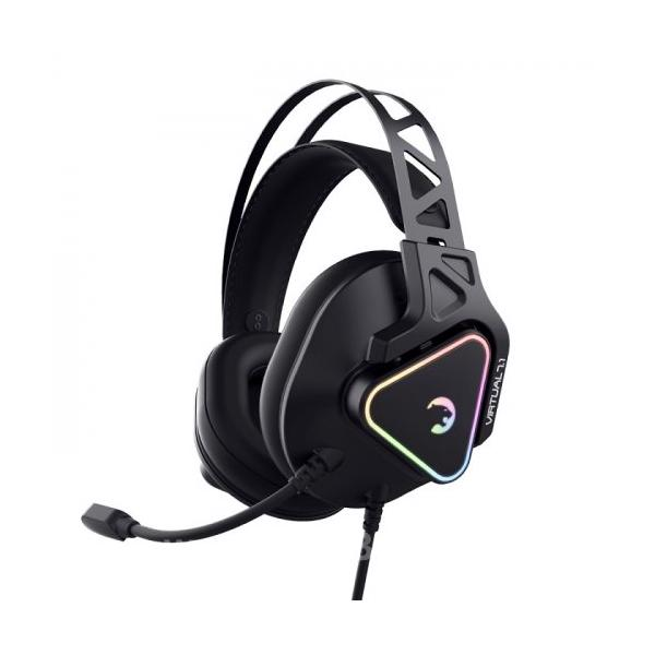 Gamepower  Kizaru Siyah 7.1 Surround Rgb Gaming Kulaklık