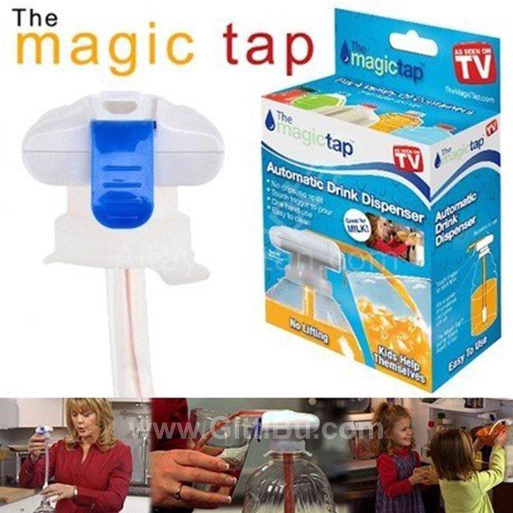 Magic Tap Pilli Damacana Pompası